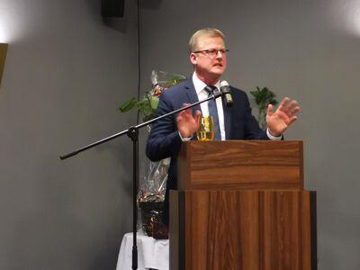 Bürgermeister Dr. Peter Lüttmann
